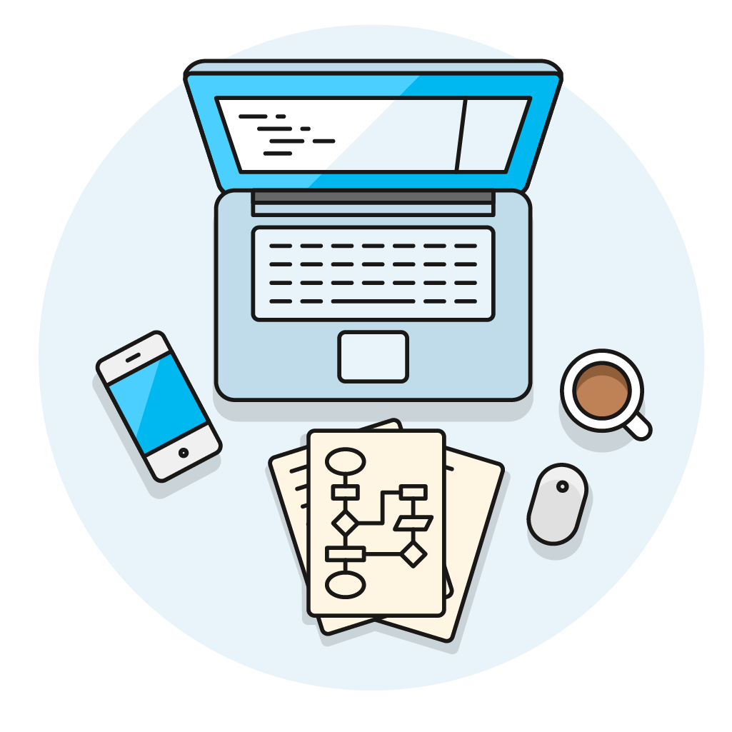 01-desktop-programmer-programming-flowchart Тенденции СЕО 2020